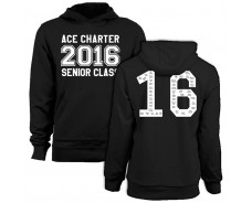Ace Class of 2016 Autographed Hoodie