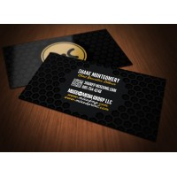 Semi-Glossy Business Cards